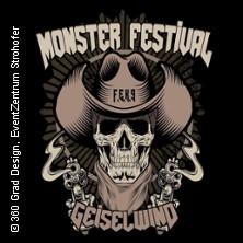 Monster Festival 03. - 05. Oktober 2019