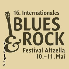 Internationales Blues & Rock…