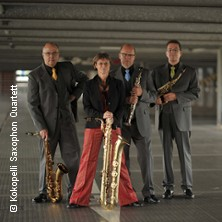 Kokopelli Saxophon Quartett