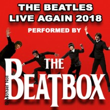 The Beatles Live Again performed by The Beatbox in SANGERHAUSEN * Mammuthalle Sangerhausen