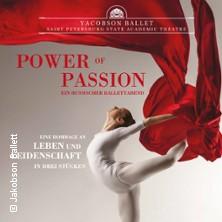Power Of Passion - Das Akademische Staatsballett von L. Jakobson in DARMSTADT * darmstadtium wissenschaft / kongresse,