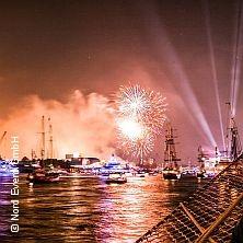 Bild für Event Feuerwerkstörn beim Hamburger Hafengeburtstag