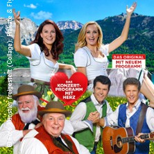 Sigrid & Marina präsentieren: Heimatgefühle 2019 - Das Konzertprogramm mit Herz in FREITAL * Stadtkulturhaus Freital,
