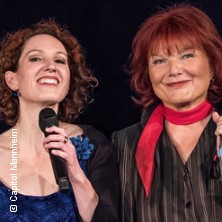 Plaisier & Poesie - Pe Werner, Joana, Susanne Back, Peter Grabinger in MANNHEIM * Capitol Mannheim,