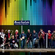 NeverTooLate - Die Original Bremer Rentnerband in OSTERHOLZ-SCHARMBECK * Stadthalle Osterholz-Scharmbeck,