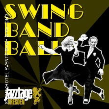 Swing Band Ball Tickets