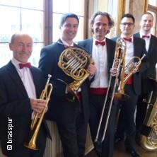 brasspur in Champagnerlaune - Neujahrskonzert 2019 in AUGSBURG * Kleiner Goldener Saal,