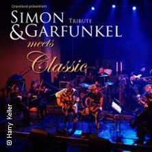 A Tribute to Simon & Garfunkel meets Classic - Duo Graceland mit Streichquartett und Band in GÖPPINGEN * Stadthalle Göppingen,