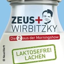 Laktosefrei Lachen mit Zeus und Wirbitzky - Die 2 aus der Morningshow