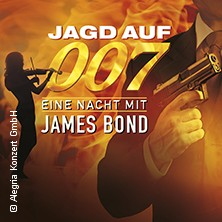Jagd auf 007 - Eine Nacht mit James Bond