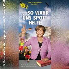 Bild für Event So wahr uns Spott helfe - Kabarett-Theater Leipziger Funzel