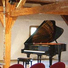 Klaffenbacher Schlosskonzert Mit Joachim Schäfer Tickets