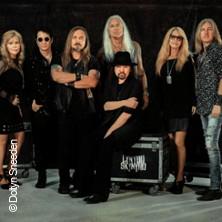 Lynyrd Skynyrd with Special Guest - Farewall Tour Germany 2020 in CHEMNITZ, 14.07.2020 -