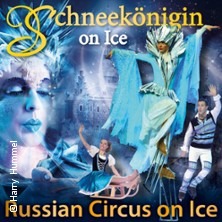 Russian Circus on Ice - Schneekönigin on Ice in WOLFSBURG * Eis Arena Wolfsburg,