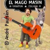 El Mago Masin: Operation Eselsohr - Logo