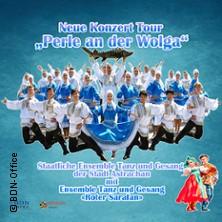 Perle an der Wolga in NÜRNBERG * Kleine Meistersingerhalle Nürnberg,