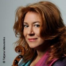 Karten für Tatjana Masurenko, Violarezital in Berlin Schmargendorf