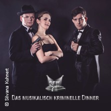 Das Vermächtnis: SEK ? Das musikalisch kriminelle Dinner