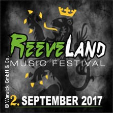 Reeveland Festival 2017 - Death Angel, Sodom, Rex Brown Band, Moonspell And More