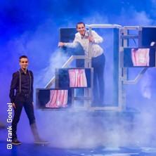 Maxim Maurice: Zaubershow zum Lachen und Staunen in BRANDENBURG AN DER HAVEL * Werft Restaurant,