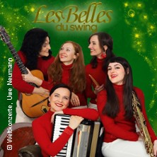 Les Belles du Swing in KLEINMACHNOW * Neue Kammerspiele Kleinmachnow,