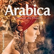 Arabica Tanzshow - Passion des Orients