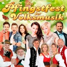 Anita & Alexandra Hofmann präsentieren: Das Pfingstfest der Volksmusik