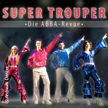 Super Trouper - Die ABBA-Revue in HAMBURG * Hamburger Engelsaal,