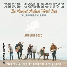 Rend Collective - The Revival Anthem Tour 2021
