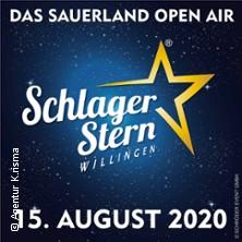 Schlager Stern Willingen 2020