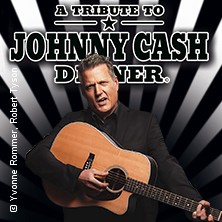 Bild für Event A Tribute to Johnny Cash Dinner Show präsentiert von WORLD of DINNER