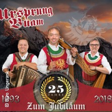 Ursprung Buam - Live 2018 in MAINBURG * Stadthalle Mainburg,