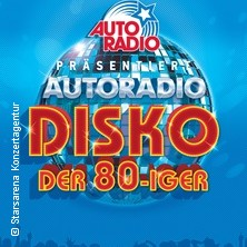 Autoradio Discoteka 80 Tickets