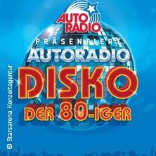 Autoradio Discoteka 80 Tickets