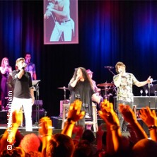 We Want To Live Forever - Queen unplugged zum Geburtstag von Freddie in MANNHEIM * Capitol Mannheim