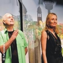 Karten für Kabarett Dusche: Solang der Wasserturm steht in Mannheim