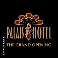 Palais Hotel - The Grand Opening! | Kurländer Palais Dresden Tickets