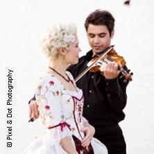 Klassiksommer - Schloss Charlottenburg - Werke von Mozart & Bach - eine musikalische Freundschaft