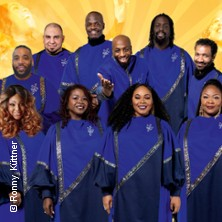 The Best of Black Gospel: 20 years of Gospel - Jubiläumstour in KARLSRUHE * Stephanssaal,