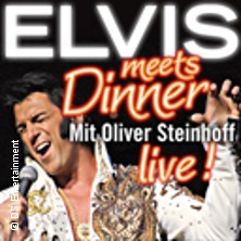 ELVIS meets Dinner mit Oliver Steinhoff in BAD KROZINGEN * Kurhaus Bad Krozingen,