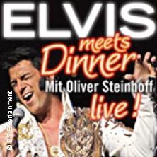 ELVIS meets Dinner mit Oliver Steinhoff in HORNBERG-NIEDERWASSER * Hotel Schöne Aussicht,