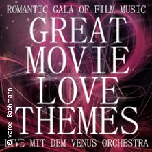 Great Movie Love Themes - Romantic Gala of Film Music