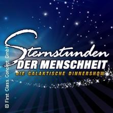 Sternstunden der Menschheit - Die galaktische Dinnershow in DRESDEN * Merlins Wunderland,