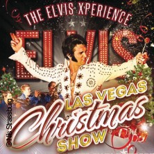 Elvis Las Vegas Christmas Show - Festhalle Plauen