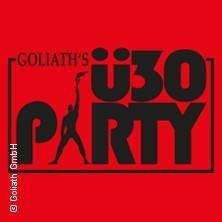 Goliath's Ü30 Party