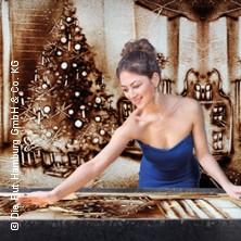 Sand Malerei Show: Die Weihnachtsgeschichte - Hafencity Shows Tickets
