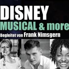 Disney - Musicals & More  Tickets