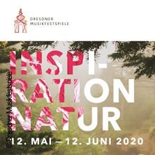Bohème 2020 - Dresdner Musikfestspiele 2020