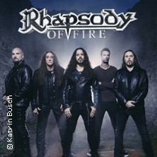 Rhapsody of Fire - The Eighth Mountain Tour 2020
