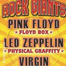 Rock Giants - Tribute To Pink Floyd, Led Zeppelin Tickets
